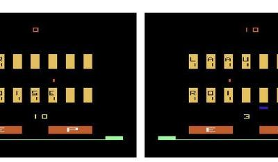 Atari 2600 Encyclopedia: Do you know Glib?