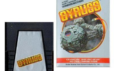 Atari 2600 Encyclopedia: Do you know Gyruss?