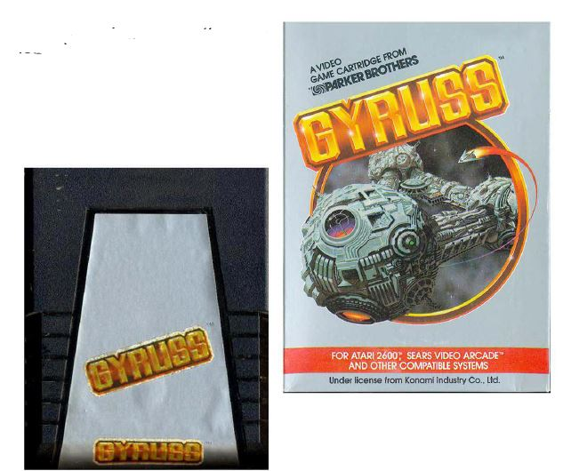 Atari 2600 Encyclopedia: Do you know Gyruss?
