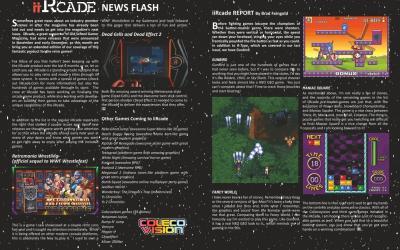 ISSUE 20 – iiRcade News Flash