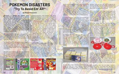 Pokemon Disasters – by Michael Thomasson