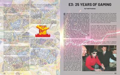 E3: 25 Years of Gaming – by Todd Friedman