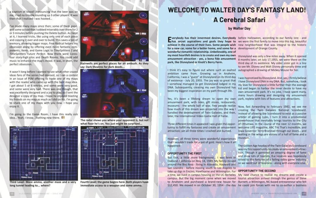 Welcome to Walter Day's Fantasy Land – by Walter Day
