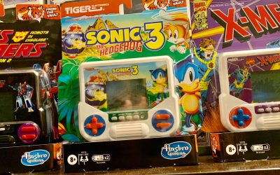 Tiger Electronics: The Handheld on a BUDGET.