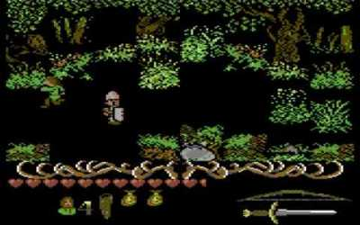 Robin Of The Wood for the Commodore 64