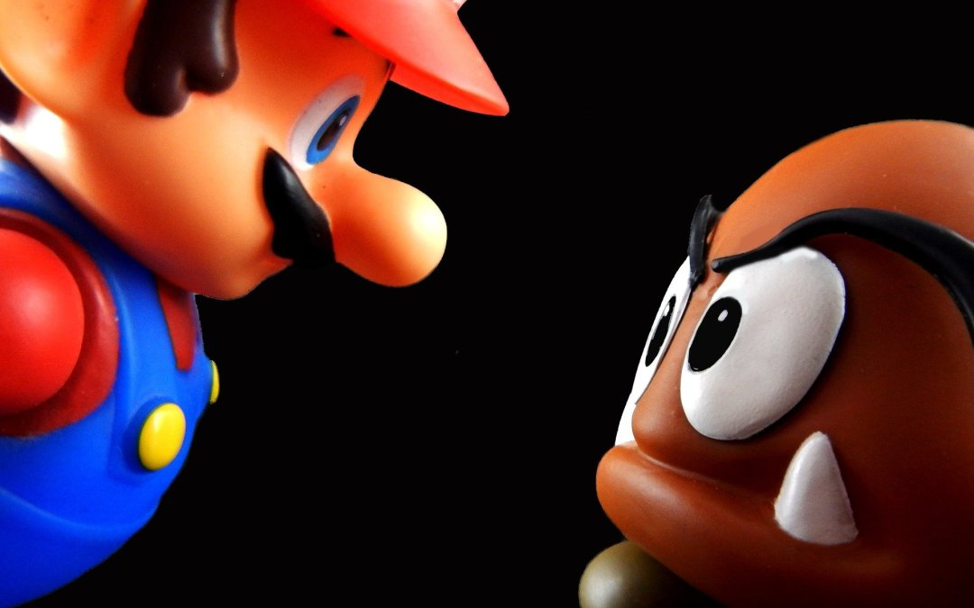 Five Great Retro Games to Make Your Kids Gamers For Life