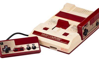 The Nintendo Famicom Controller