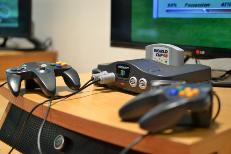 Reminiscing About The N64.
