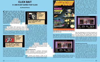 Click Bait – By Michael Mertes