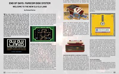 End of Days: Famicom Disk System – by Michael Mertes