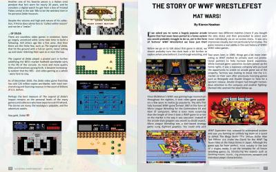 The Story of WWF Wrestlefest – By Kieren Hawken