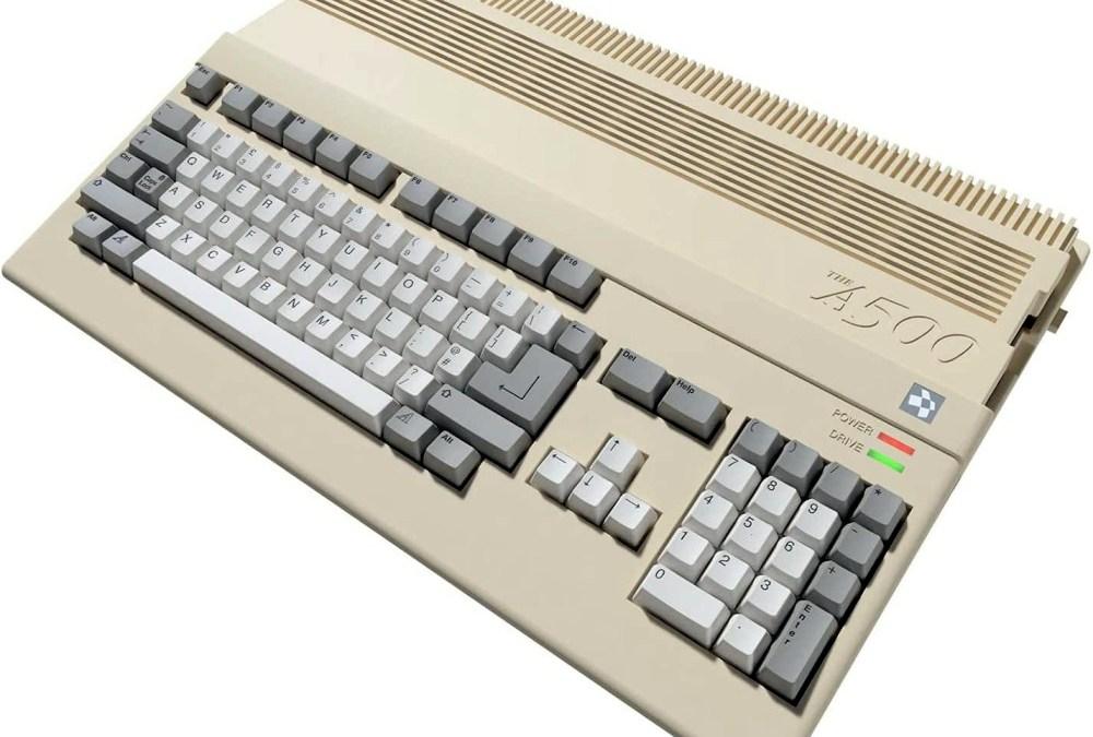 The Next Retro Mino Console Arrives – Amiga A500 Mini
