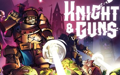 iiRcade Review – Knight and Guns by Todd Friedman