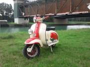 1960 Lambretta Ser.2 TV175 002