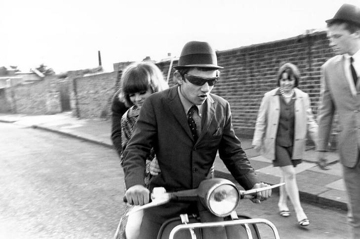 Mods in london