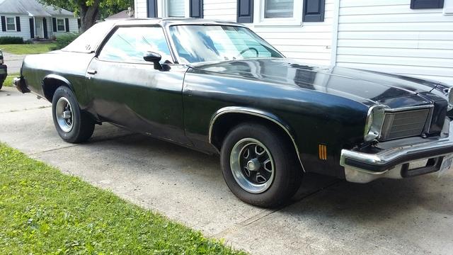 1975 Hurst Oldsmobile Cutlass Dayton Oh