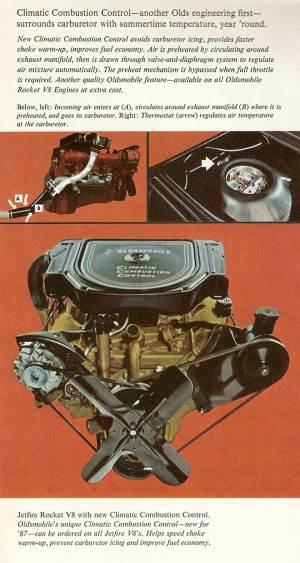 1967 OLDSMOBILE Cutlass Supreme Turnpike Cruiser 400