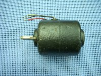 1949 - 1955 Chevrolet and GMC Heater Motor NOS # 5047731