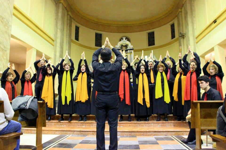 Gospel Per Natale, Barbaiana di Lainate (MI) – 14/12/2013