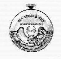 Tissot 17.2R 21 watch movements