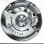 ETA 2890 watch movements