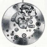 Standard ST 96 watch movement