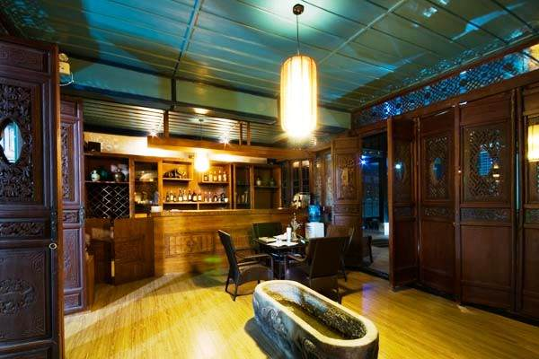 Best Dali hotels - Linden Centre Dali Xizhou - bar
