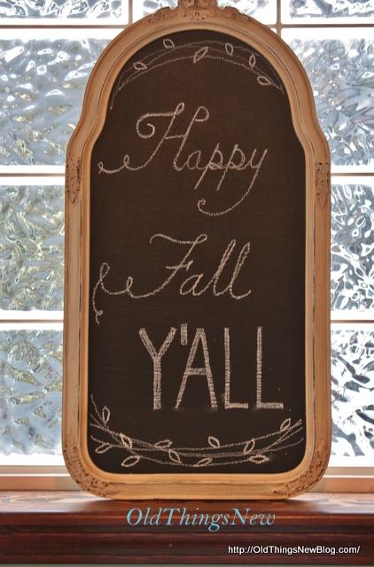 1-Entry Hall & Fall Decor 094