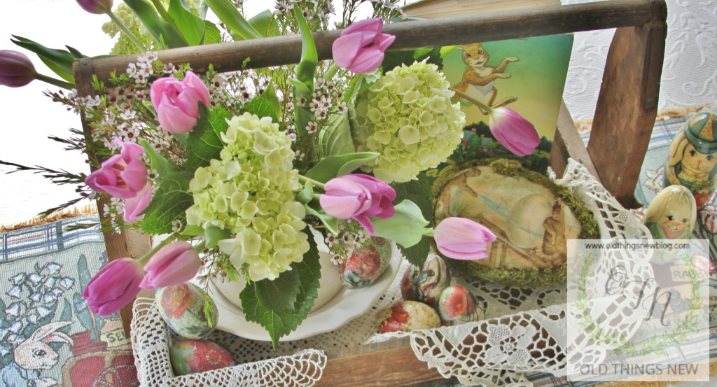 Easter Centerpiece 045