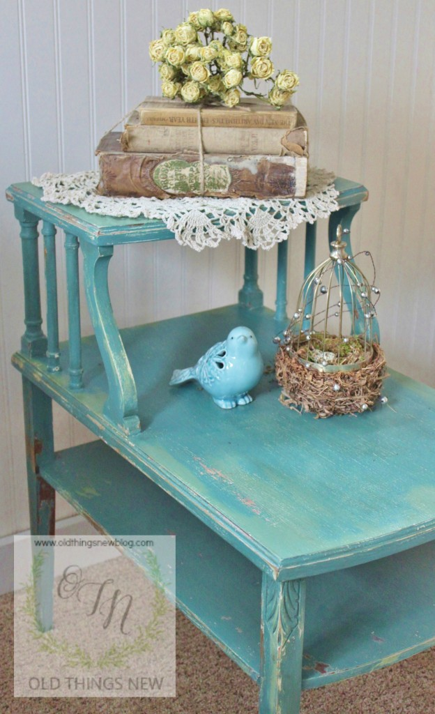 MMS Vintage Side Table 004