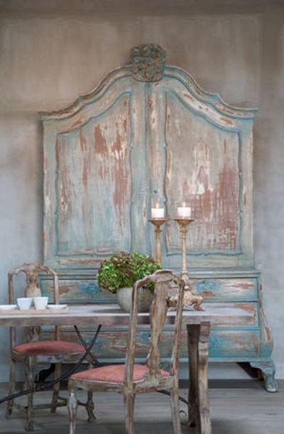 Patina Love   Old World Furniture