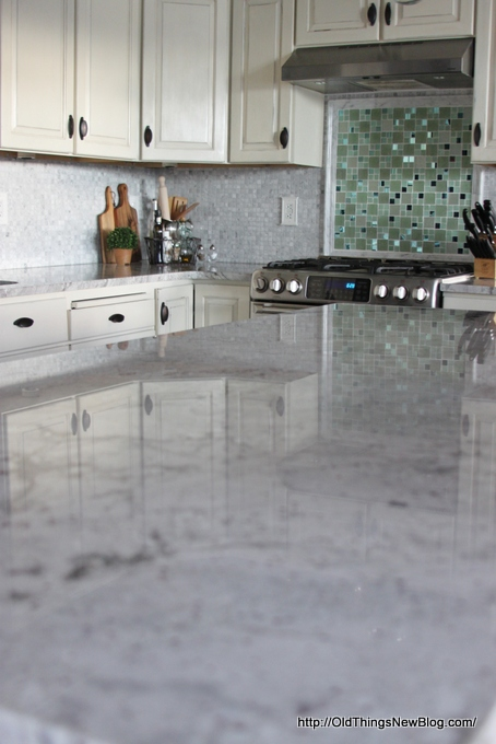 A Budget Kitchen Makeover With Sparkle Part 1 Old