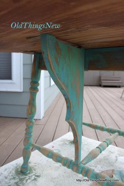 11-10-Drop Leaf Potting Bench 010