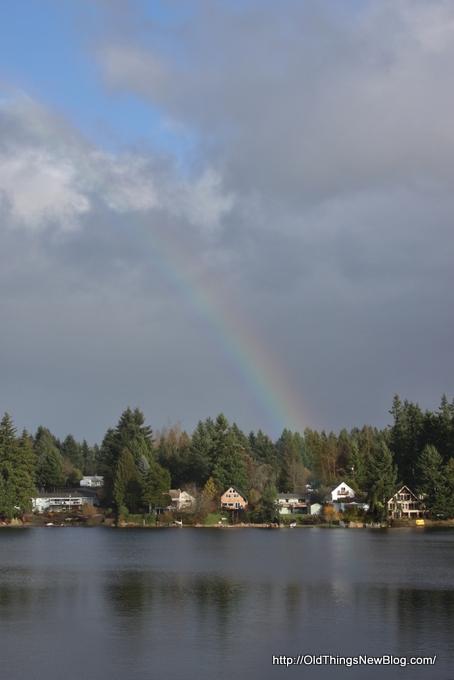 1-Pattison Lake Rainbow 001