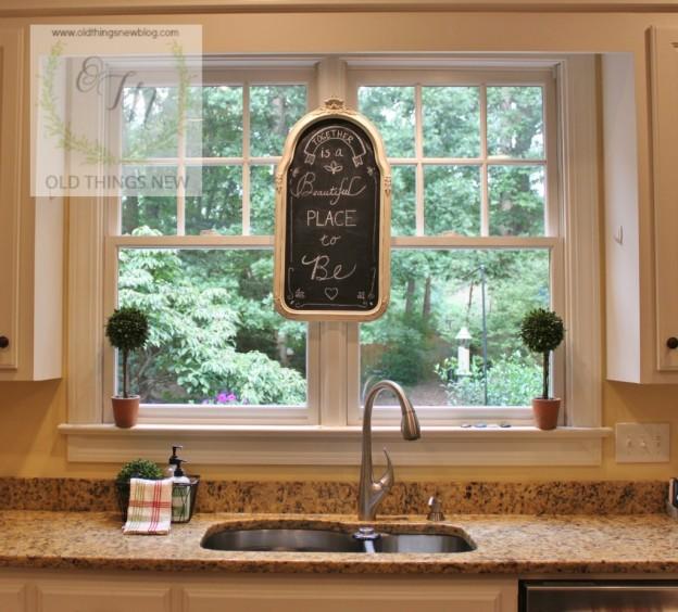 Kitchen Window Drapes 002
