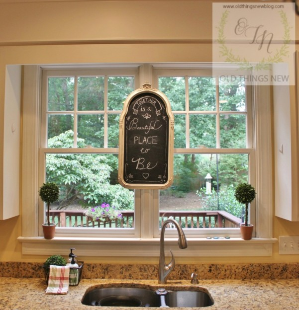 Kitchen Window Drapes 003