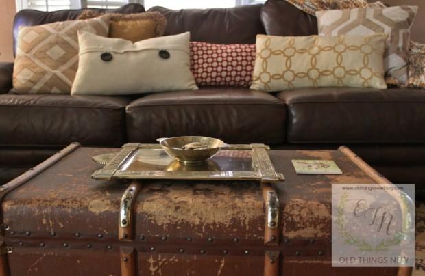 Comfy Den from OldThingsNewBlog