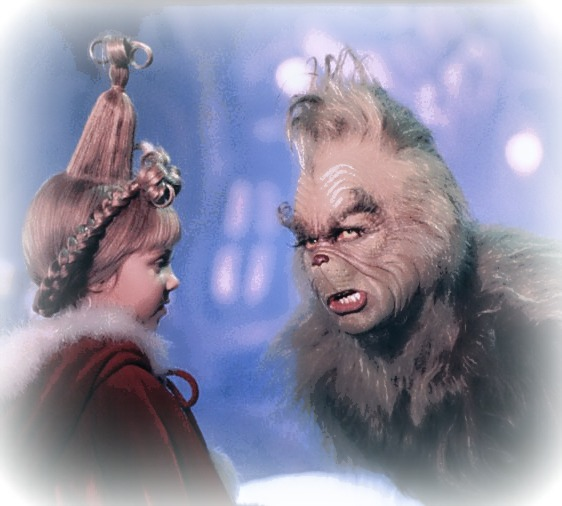 Going From Grinchy to Gracious