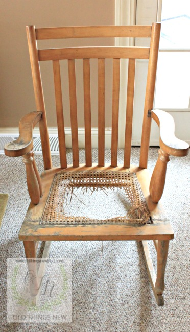 Rocking Chair Before 008