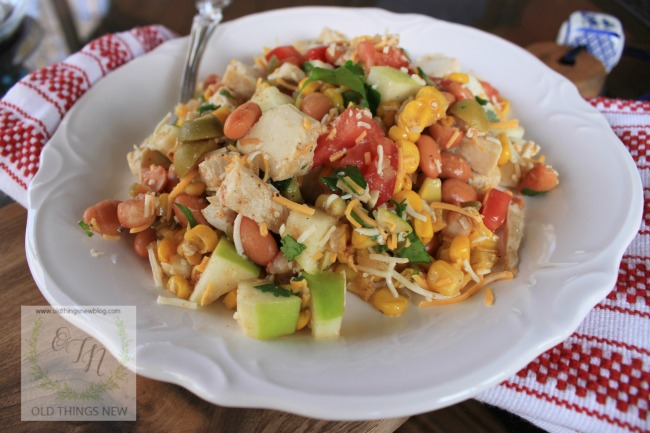 Mexican Chopped Salad  008