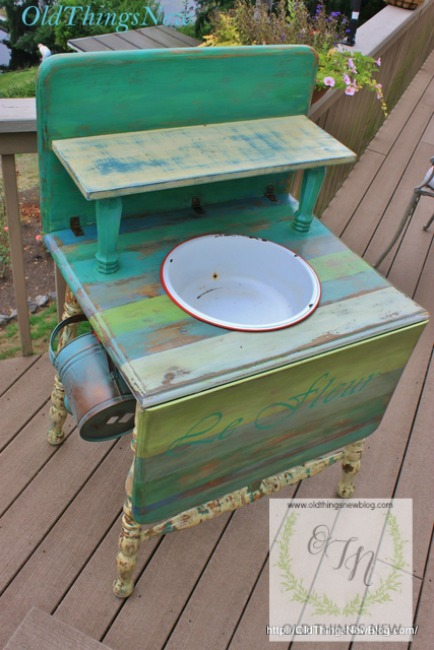 Potting Bench 011-001