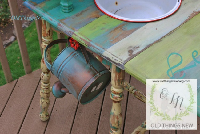 Potting Bench 017-001