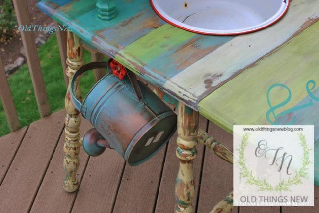 Potting Bench 017-001