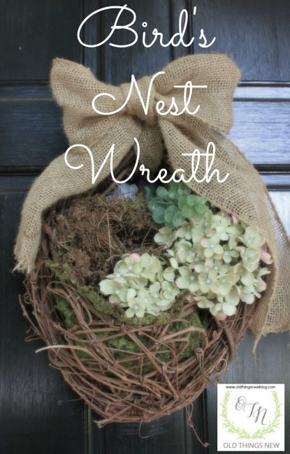Bird's Nest Wreath 027