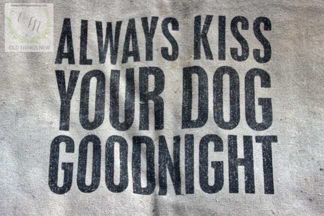 Dog Bed 025