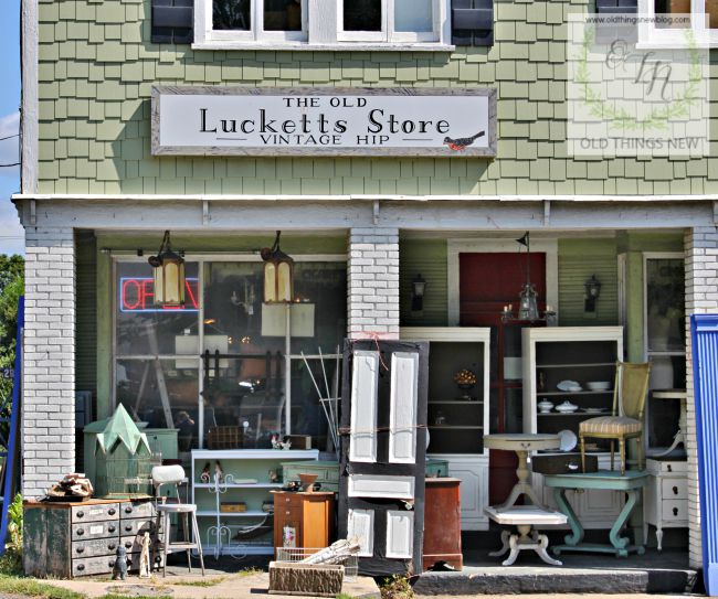 Old Luckett's Store 085