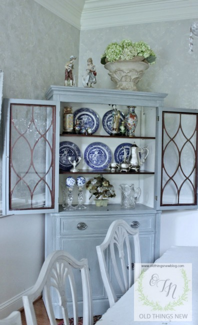 Dining Room Hutch 001