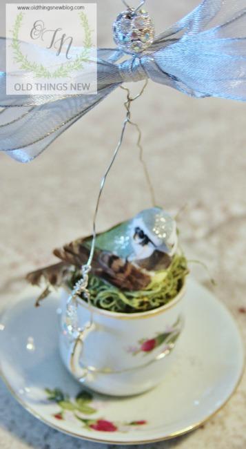 Birdy Teacup Ornaments 005