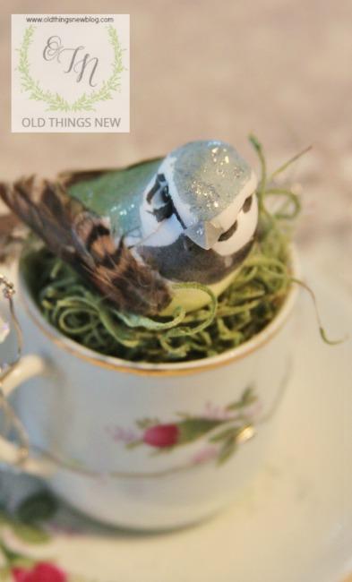 Birdy Teacup Ornaments 006