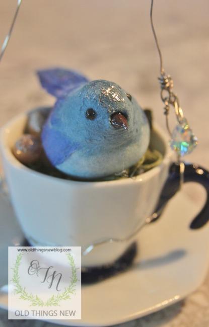 Birdy Teacup Ornaments 010